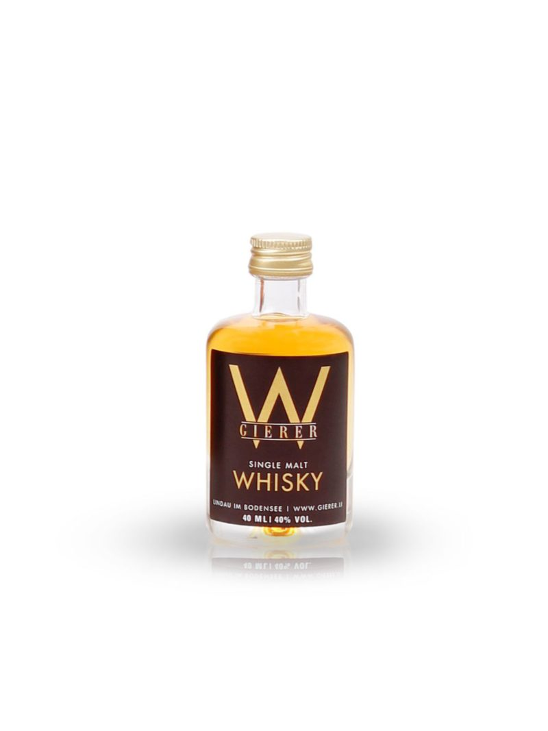 Bild WHISKY Single Malt 40ml